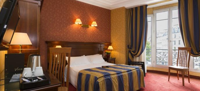 Hotel viator paris nos offres exclusives bastille for Meilleur site de reservation hotel en ligne