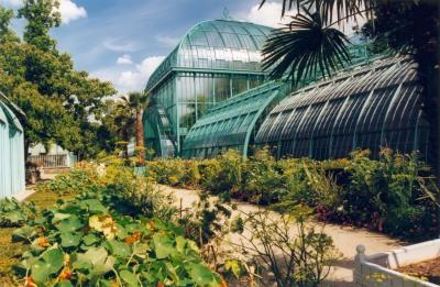 Secret gardens paris
